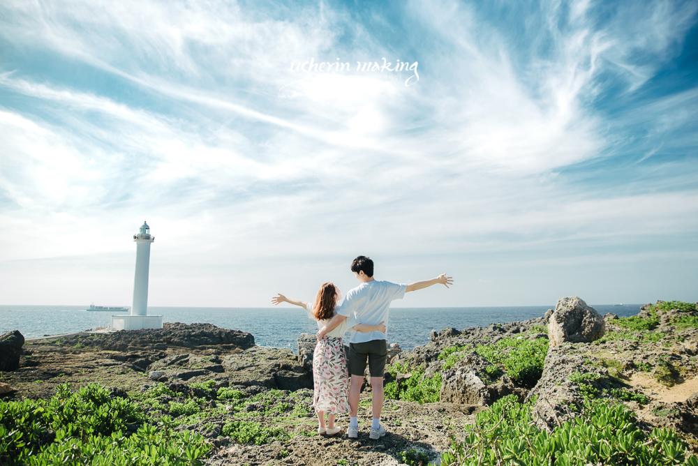 {usherinmaking:アッシャーリンメイキング 沖縄ウェディング}沖縄ウェディング、沖縄ウェディング撮影、沖縄デート撮影、沖縄カップル撮影、沖縄記念撮影